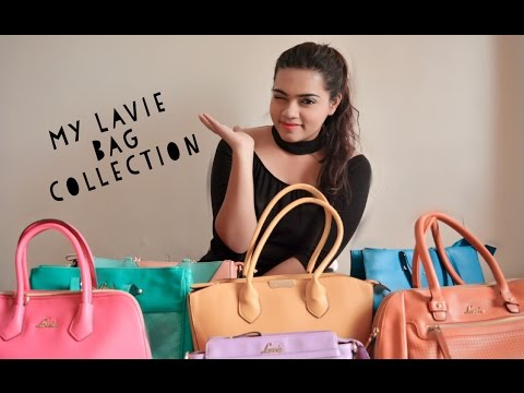 My Lavie Bag Collection!