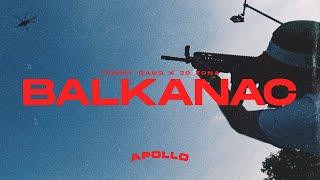 Tommy Gang x 30Zona - Balkanac