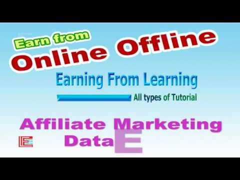 Earning from Learning | all types of tutorial ICT Outsourcing learning with earning where you can