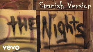 """The spanish version of this song.  Thanks for watching, this is my second vocal cover in Spanish, sorry about my pronunciation or accent, just enjoy it.. :D  Thanks to:  Instrumental version by Shane Gilphilian :https://www.youtube.com/channel/UCPMJ...   Voice: me, Stalyn Syed Tuza  Original video and music: Avicii.  LIKE SHARE AND SUBSCRIBE!  Facebook: http://bit.ly/2gaDSRa Instagram: http://bit.ly/2fgxclT Twitter: https://twitter.com/StalinAT Google+: http://bit.ly/1Xo7c7l  Copyright Disclaimer Under Section 107 of the Copyright Act 1976, allowance is made for """"fair use"""" for purposes such as criticism, comment, news reporting, teaching, scholarship, and research. Fair use is a use permitted by copyright statute that might otherwise be infringing. Non-profit, educational or personal use tips the balance in favor of fair use."""