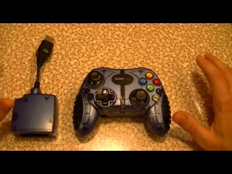 Gamestop Wireless Controller For Original Xbox