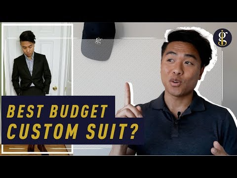 Vulture Suits Review | Affordable Made To Measure Suits | An In-Depth MTM Custom Suit Breakdown