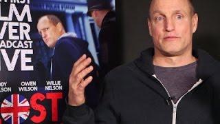 Harrelson: 'Owen Wilson is my best buddy'