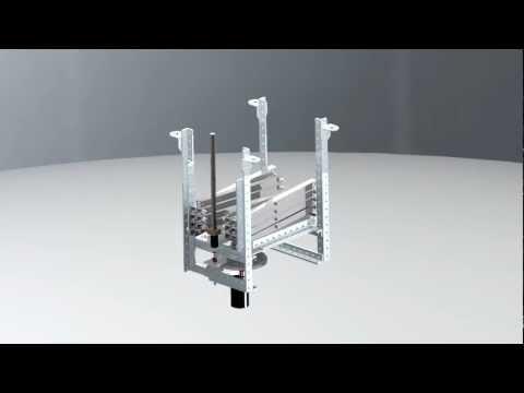 Scissor Lift - Second Stage Design