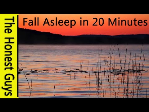 Fall Asleep in Under 20 Minutes - Guided Sleep, Insomnia