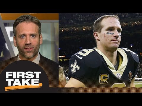 Max on if Drew Brees should test free agency: Absolutely not   First Take   ESPN