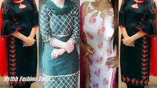 Boutique Suit Design Punjabi Suit Design For Women Punjabi Boutique Suit Image