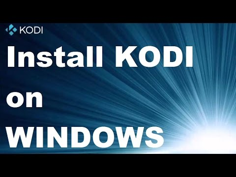 How to watch free Movies / TV show / Live TV  on your computer using Kodi (Exodus)