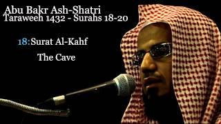 1432 Abu Bakr Ash-Shatri - Surahs 18-20