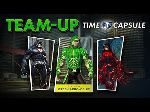 DCUO HOW TO GET STABILIZERS & TEAM UP CAPSULES!!!