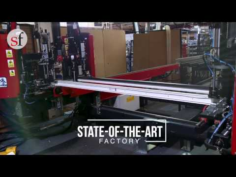 State of The Art Factory: Producing Quality on a Large Scale