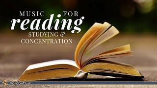 Relaxing Music for Studying, Concentration, Reading | Piano Pieces