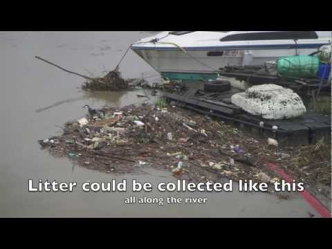 Water pollution (river to ocean)