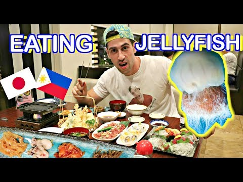 WEIRD JAPANESE Food in the PH🇵🇭 straight from JAPAN! 🇯🇵🐙