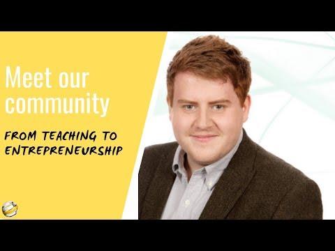 From teaching to entrepreneurship