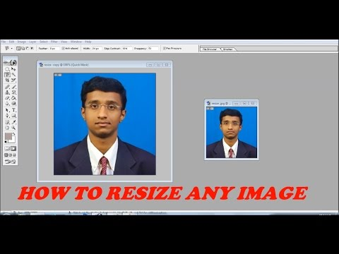 How To Resize Photo And Signature For SSC Online Application Of Exams