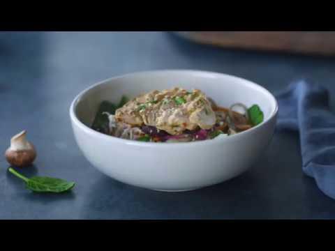 Panera- Asian Broth Bowls