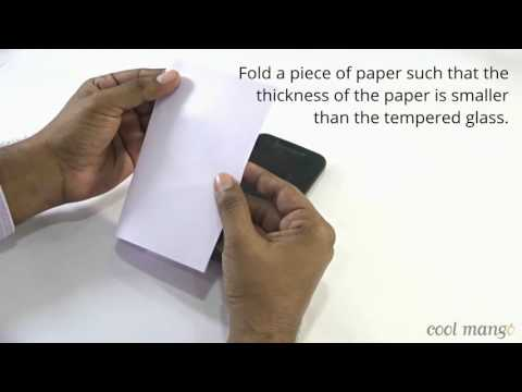 How To Remove Tempered Glass Screen Protector like a Pro!