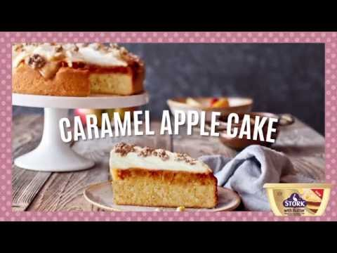 How to Make Delicious Caramel Apple Cake