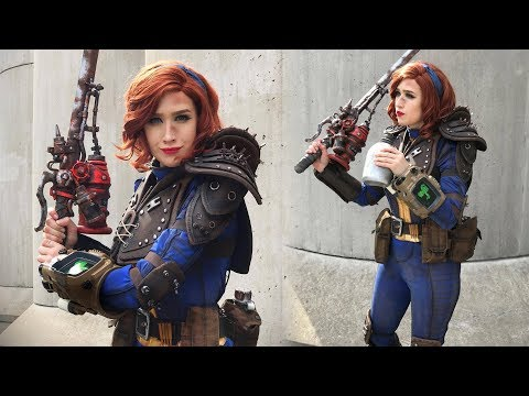 DIY Fallout 4 Armor [Sole Survivor]