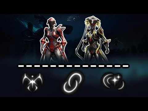 Warframe - Updated Builds - Trinity & Trinity Prime (Energy Vampire, Blessing & ''Overprotective'')