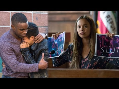 13 Reasons Why Cast Reveals HARDEST Scene to Film & It's Not What You'd Expect
