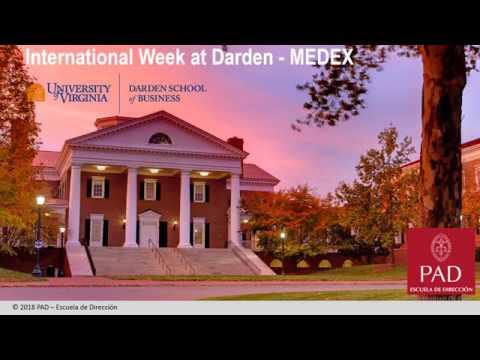 International Week at Darden