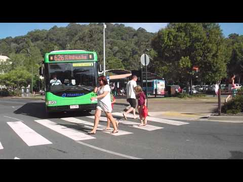 Route 626 at Noosa Heads Station