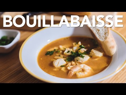 BOUILLABAISSE | FRENCH FISH STEW - Instant Pot
