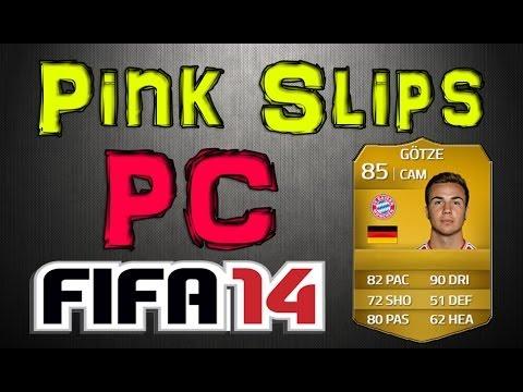 GÖTZE PINK SLIPS! | PC | FIFA 14