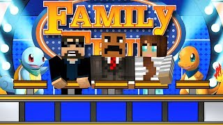 Minecraft: FAMILY FEUD #1 | POKEMON EDITION!!