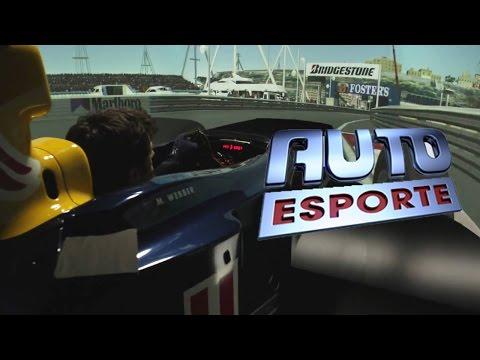 F1BC no Programa Auto Esporte