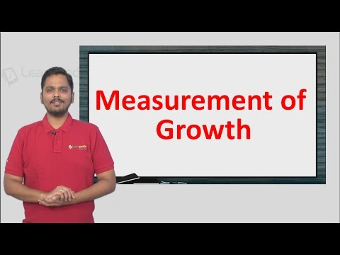 Know more about Measurement of Growth. NEET Botany XI Plant Growth and Development
