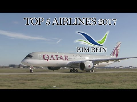 Top 5 Airlines in the world 2017