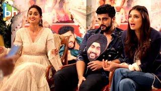 Arjun Kapoor | Ileana D'Cruz | Athiya Shetty | Full Interview | Mubarakan
