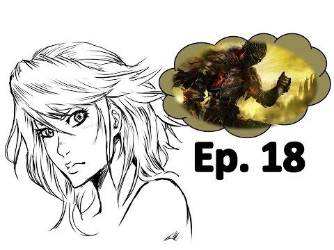 Dark Souls 3 - Ep18 - Chiave- Blind Run? No!