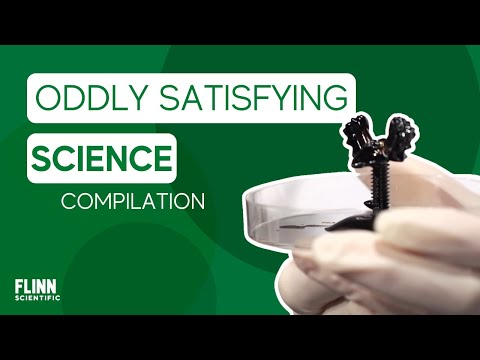 Oddly Satisfying Science Compilation