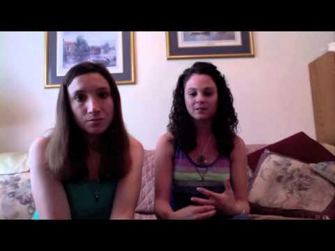 Spirited Warrior Saturday - Jenn and Arielle - 7/19/14