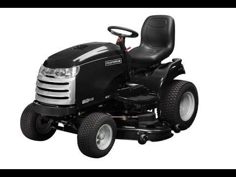 How To Jump Start Your Lawn Mower / Lawn Tractor