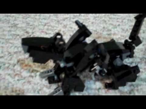 lego transformers ravage