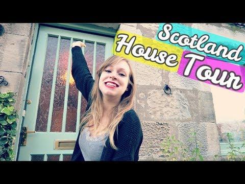 OUR NEW SCOTLAND HOUSE TOUR! | Falkland, Fife
