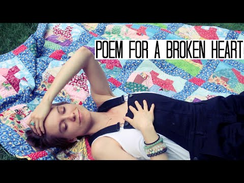 Poem for Women (with a broken heart)