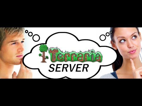 Terraria 1.3 - How to Host a Server and Play with Friends (Steam)