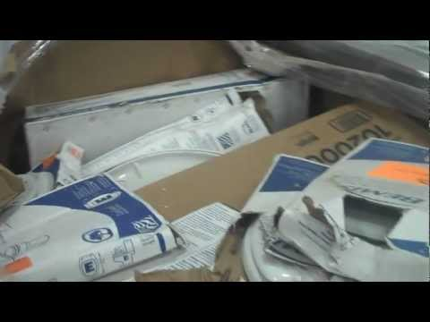 Full Semi-Trailer Load of Store Returns, Overstock Items and Scratch and Dent Items