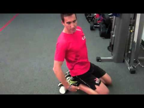 CTS Ankle stretching for swimmers