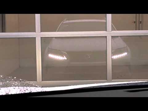 Lexus RX350 headlights/fog lights/daytime lights