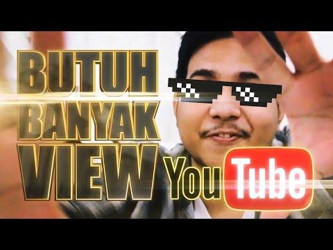 Belajar Youtube - Cara Dapat Banyak View