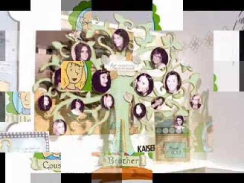 Amazing Family tree craft ideas