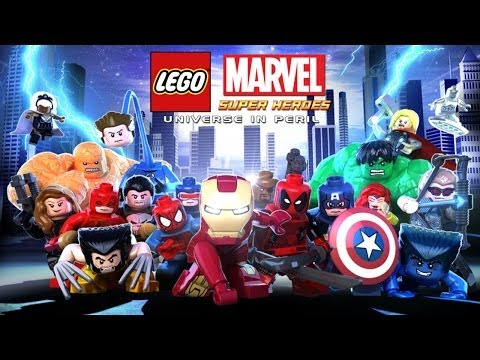 LEGO ® Marvel ™ Super Heroes: Universe in Peril - iOS/VITA/3DS - HD Gameplay Trailer