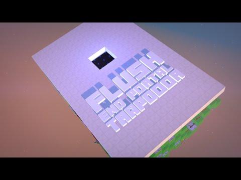 Flush Hidden End Portal [World's First!] w/Armadildo28 c: